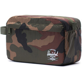 Herschel Toiletry Bag woodland camo